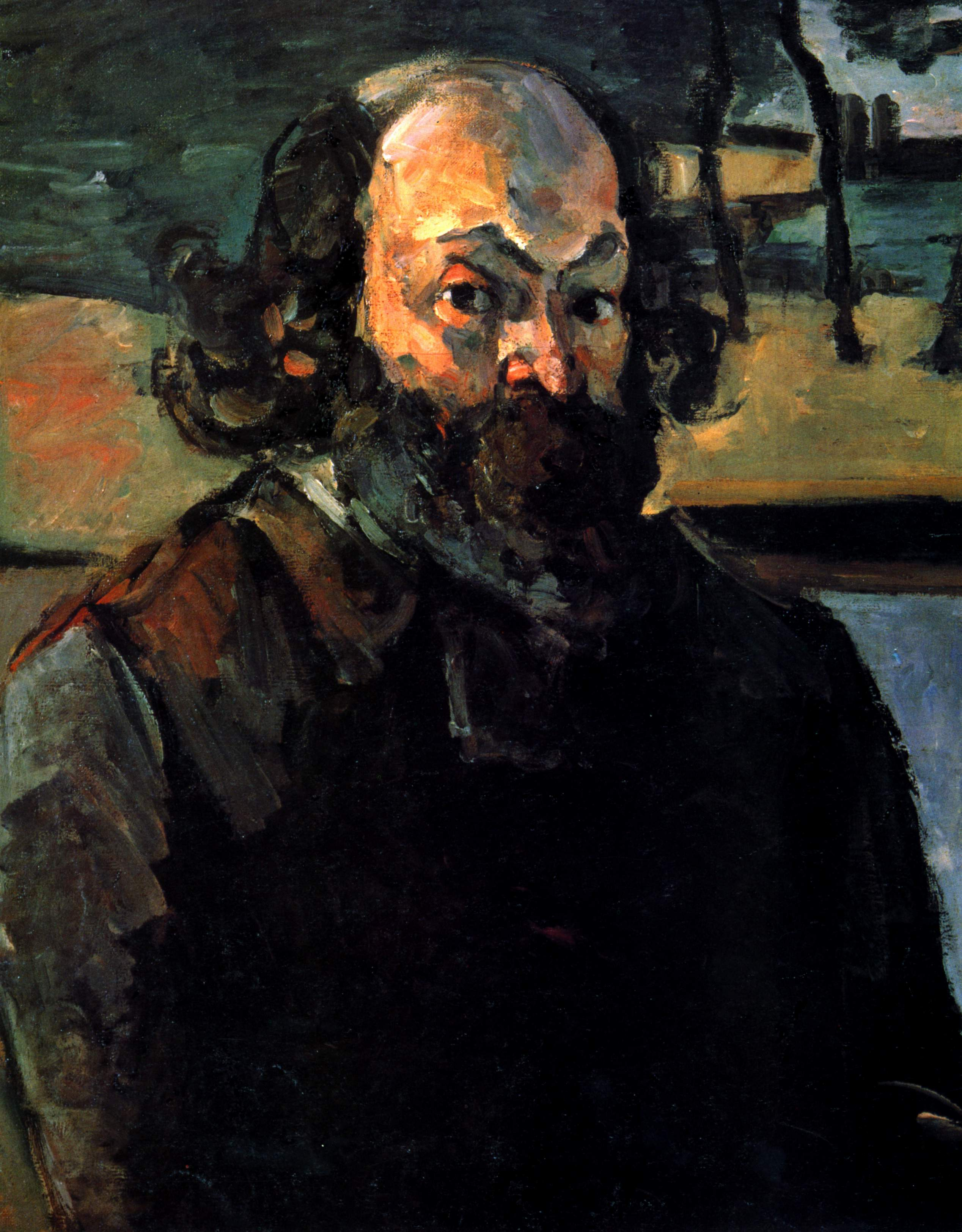 Self-portrait 1875