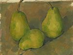 Three pears 1879