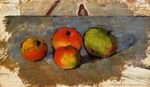 Four apples 1881