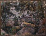 Rocks in the Forest 1890