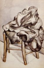 Jacket on a chair 1892